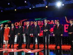 Terrorism dominates Republican debate