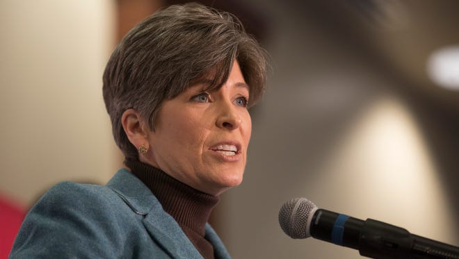 Senator Joni Ernst has joined fellow Iowa Republican Sen. Chuck Grassley in saying that Congress should wait to consider any nominee to replace the vacant Supreme Court sse