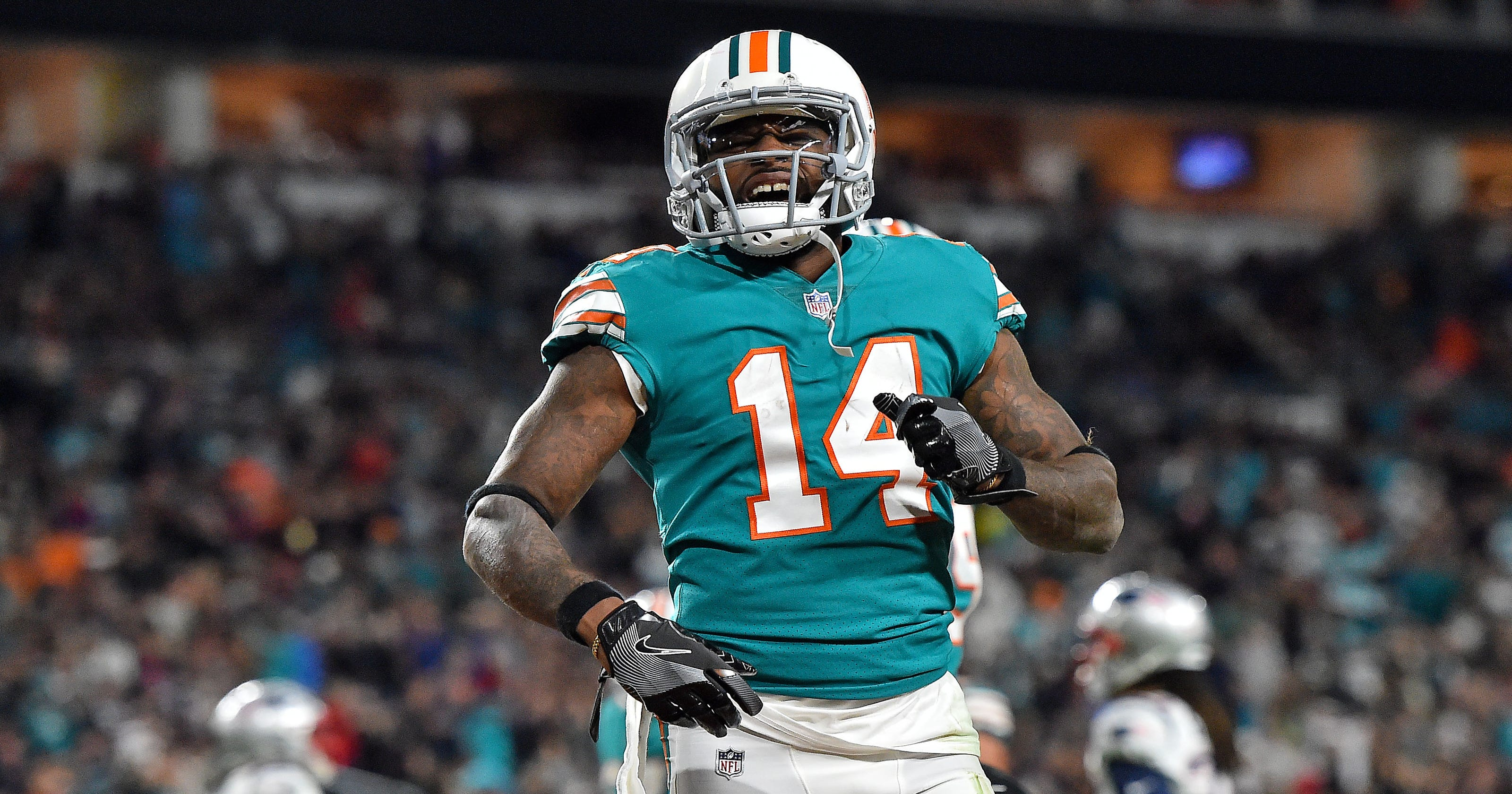 Jarvis Landry placed on franchise tag by Miami Dolphins ff00db214
