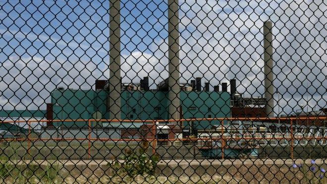 The City of Detroit Wastewater Treatment Plant at 9300 W. Jefferson, Monday, June 30,  2008. SUSAN TUSA/Detroit Free Press