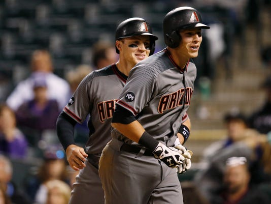 Jake Lamb, Brandon Drury