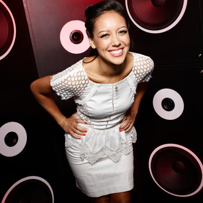 """Amy Vachal is grateful for her journey on """"The Voice."""""""
