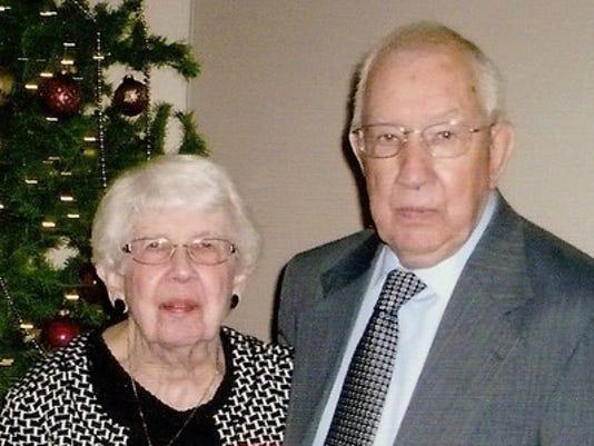 Anniversaries: Gailen Wortley & Maxine Wortley