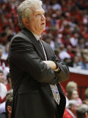Northwestern State head coach Mike McConathy takes his Demons against Incarnate Word on Thursay.