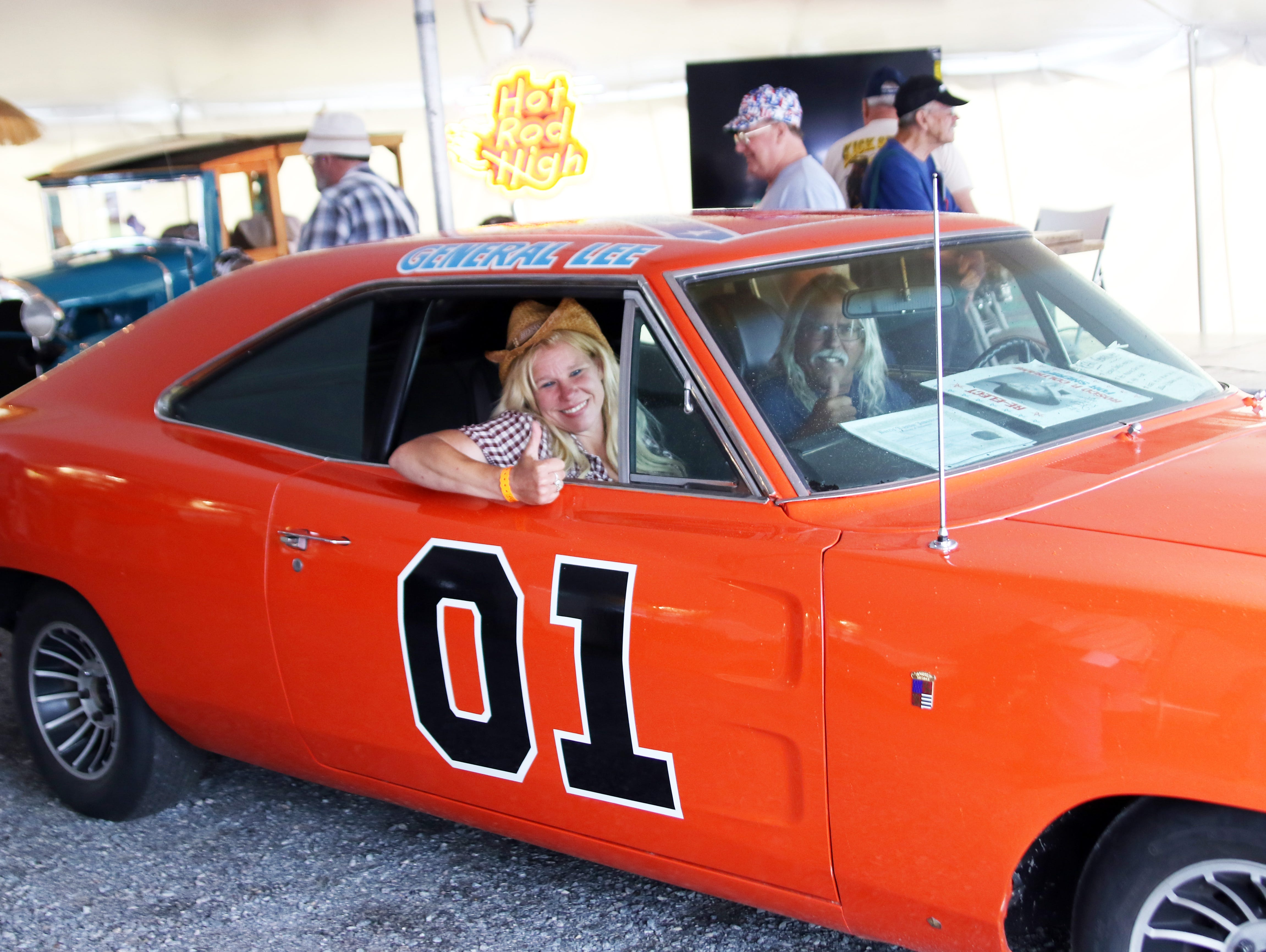 Get 50% off tickets to the Iola Car Show and Swap Meet coming July 6th - 8th.