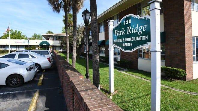 Park Ridge Nursing and Rehabilitation Center in Jacksonville.