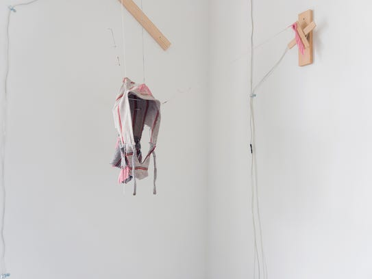 "Katie Wynne, ""I Figured It'd Be You,"" installation"