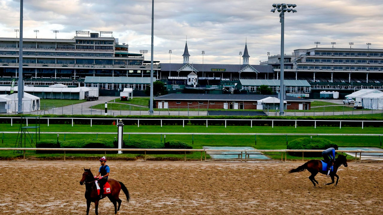 USA TODAY Sports' Dan Wolken breaks down the field of competitors leading into the 143rd Kentucky Derby.