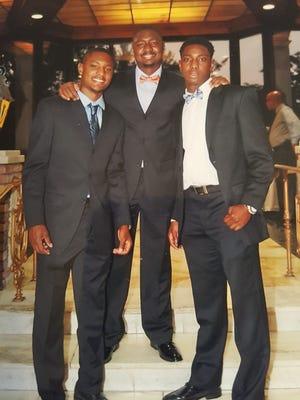 The Gibbs boys.