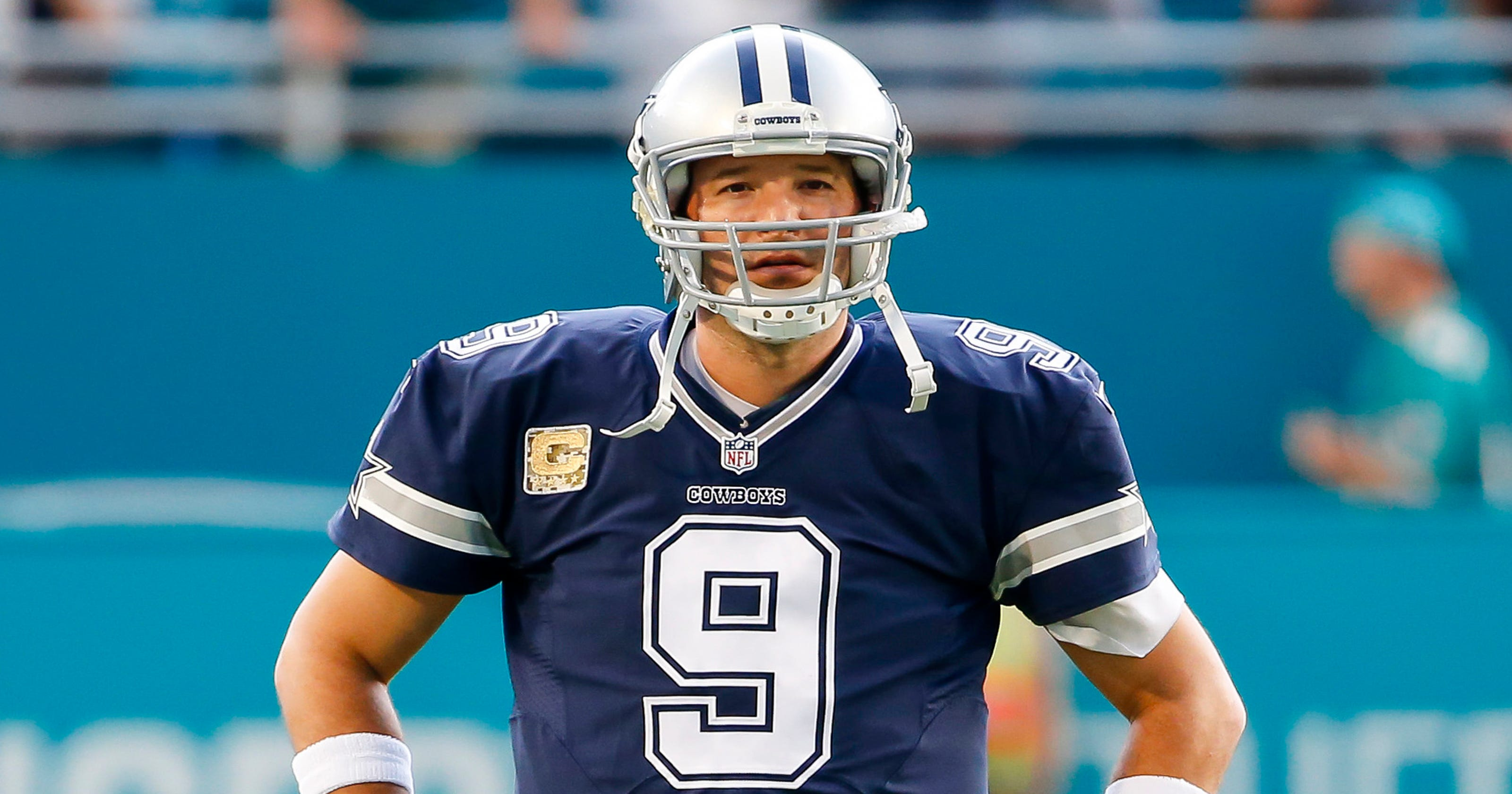 Where will Cowboys QB Tony Romo end up in 2017  8fea76d6d