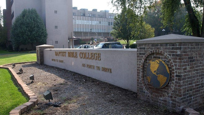 Baptist Bible College