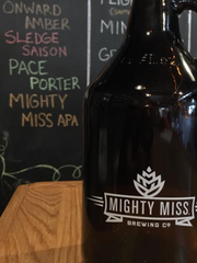 Mighty Miss Brewery officially opened its doors in