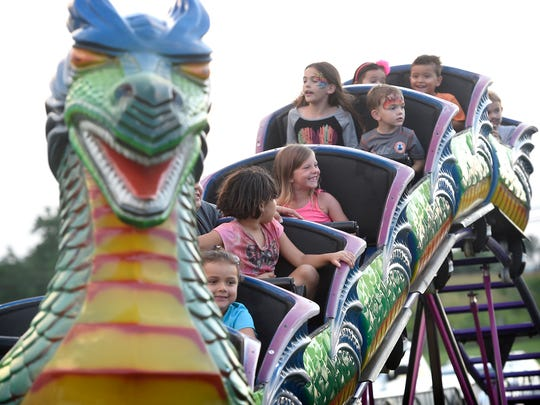 The Lebanon Area Fair runs July 21-28.