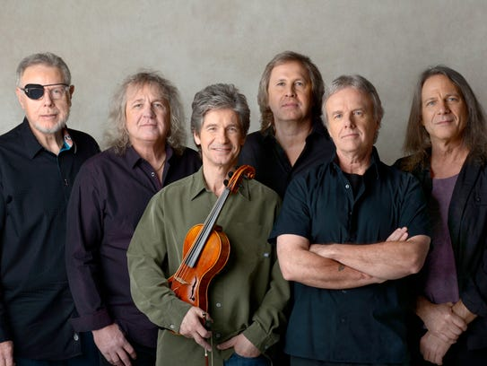 Kansas will perform at 8 p.m. March 19 at the Inn of