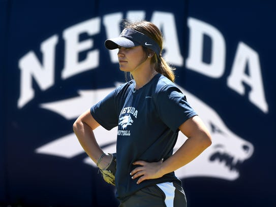 After a tremendous two-year stint at Bradley University, Moorpark High graduate Erika Hansen had one of the best two-year performances in the history of the University of Nevada softball program.