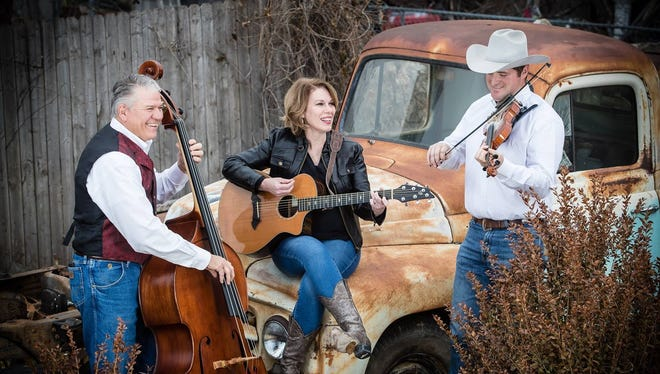 Don't miss Hot Club on the Pecos from 7 to 9 p.m. Saturday at Sacred Grounds Coffee and Tea House, 2704 Sudderth Drive.