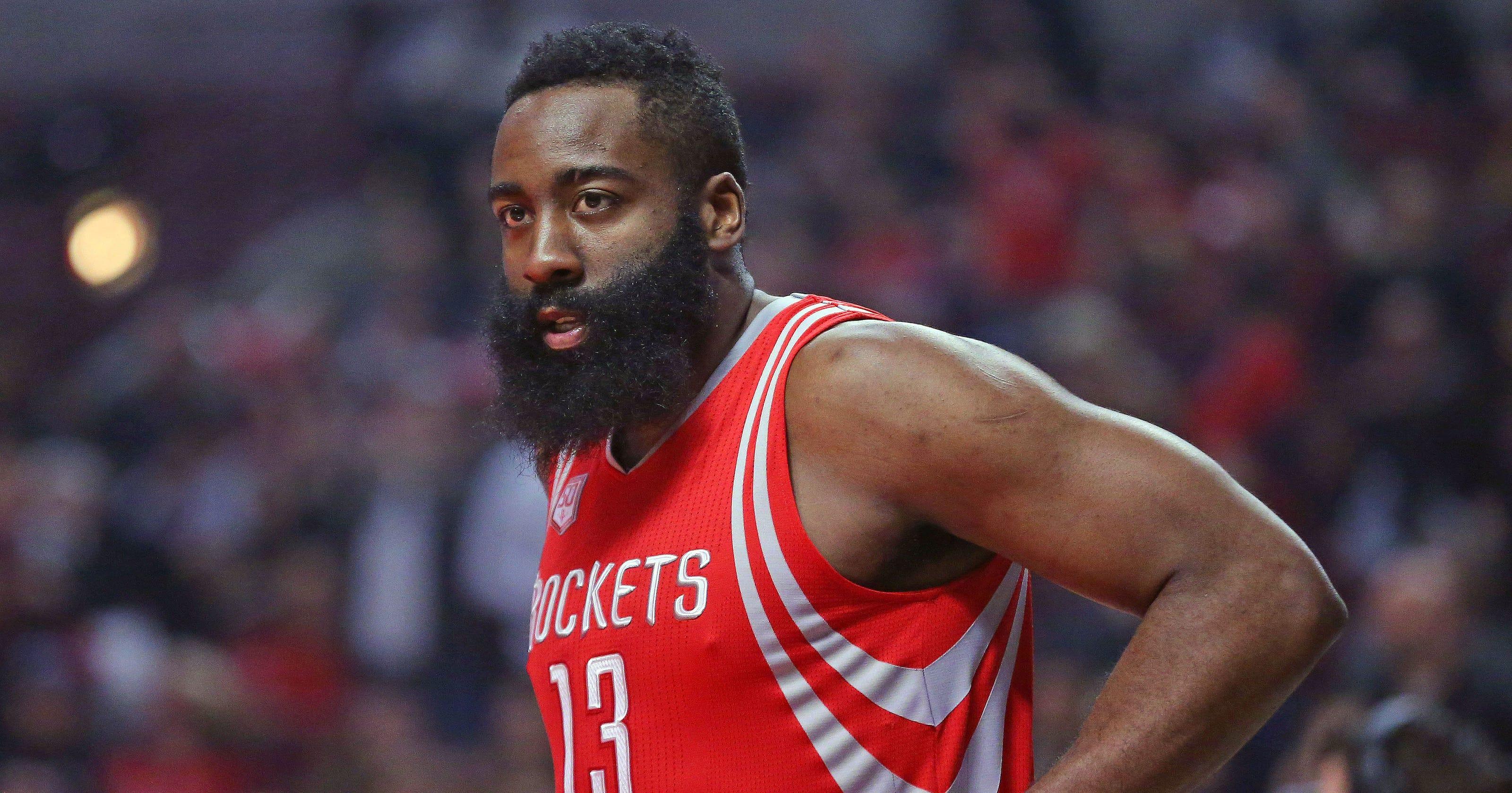 2cd080e15d59 James Harden s MVP pursuit puts Rockets in tough spot