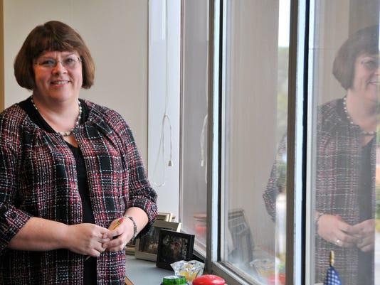 Lisa Cullen, Tax Collector