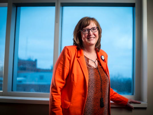 People To Watch 2017 Dr. Janice Landy