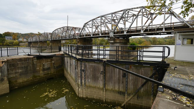 The bridge connecting Duncan Falls and Philo will be closed November 2 through the start of January for repairs to replace four beams on the structure. Cost for materials to repair the bridge is estimated at $50,000.