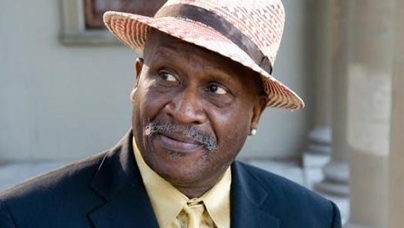 Blues artist Taj Mahal is headlining JazzFest on Saturday,