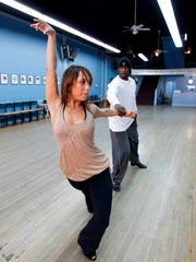 """Step-N-Out Dance Studio, Covington: Twice ABC's popular """"Dancing with the Stars"""" filmed hometown rehearsals at the Step-N-Out Dance Studio, 721 Madison Ave.: Chad Ochocinco Johnson and Cheryl Burke in 2010, and Jerry Springer and Kym Johnson in 2006."""