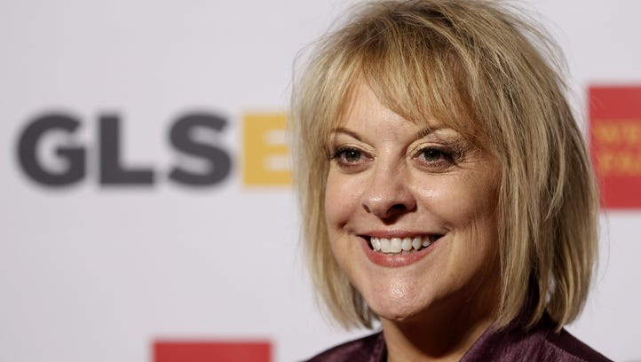 Nancy Grace, shown in 2011 at the 7th annual GLSEN Respect Awards in Beverly Hills, Calif.