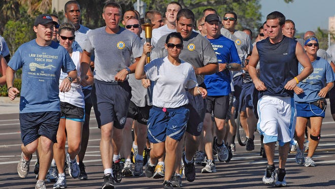 The annual Law Enforcement Torch Run for Special Olympics is set to make its way through Brevard's streets.