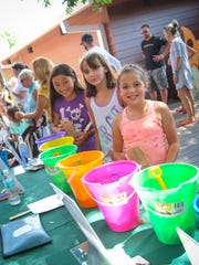 The Conservancy of Southwest Florida will offer children's activities in its Kids' Zone.