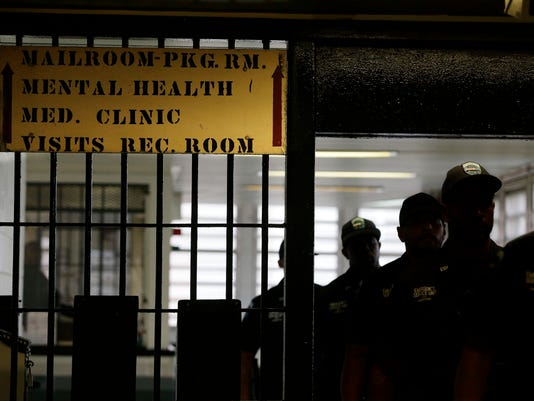NYC Jails Federal Investigation
