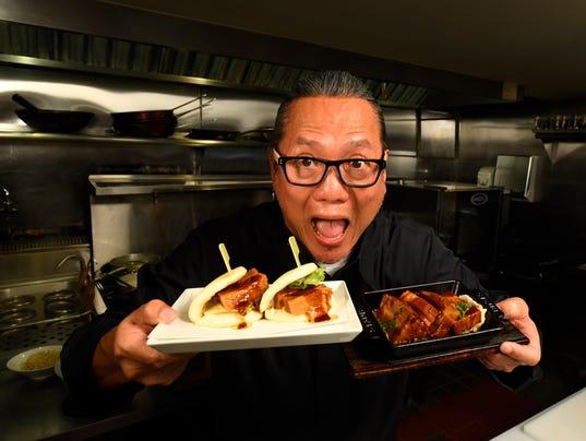 food ramen recipe wine and pork recipe kakuni, Chef Morimoto for served shares as Masaharu his