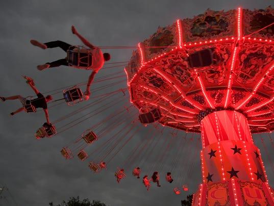 NAS-Williamson County Fair