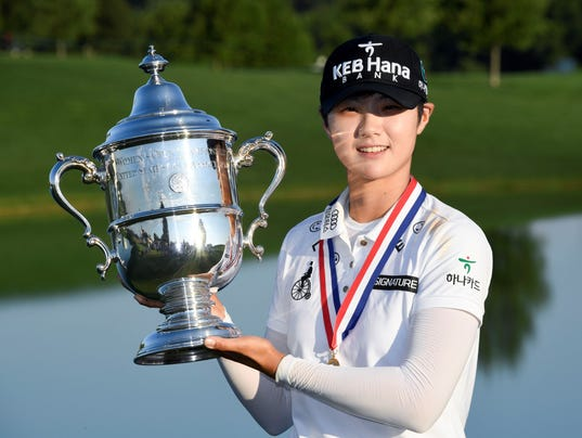 LPGA: U.S. Women's Open - Final Round