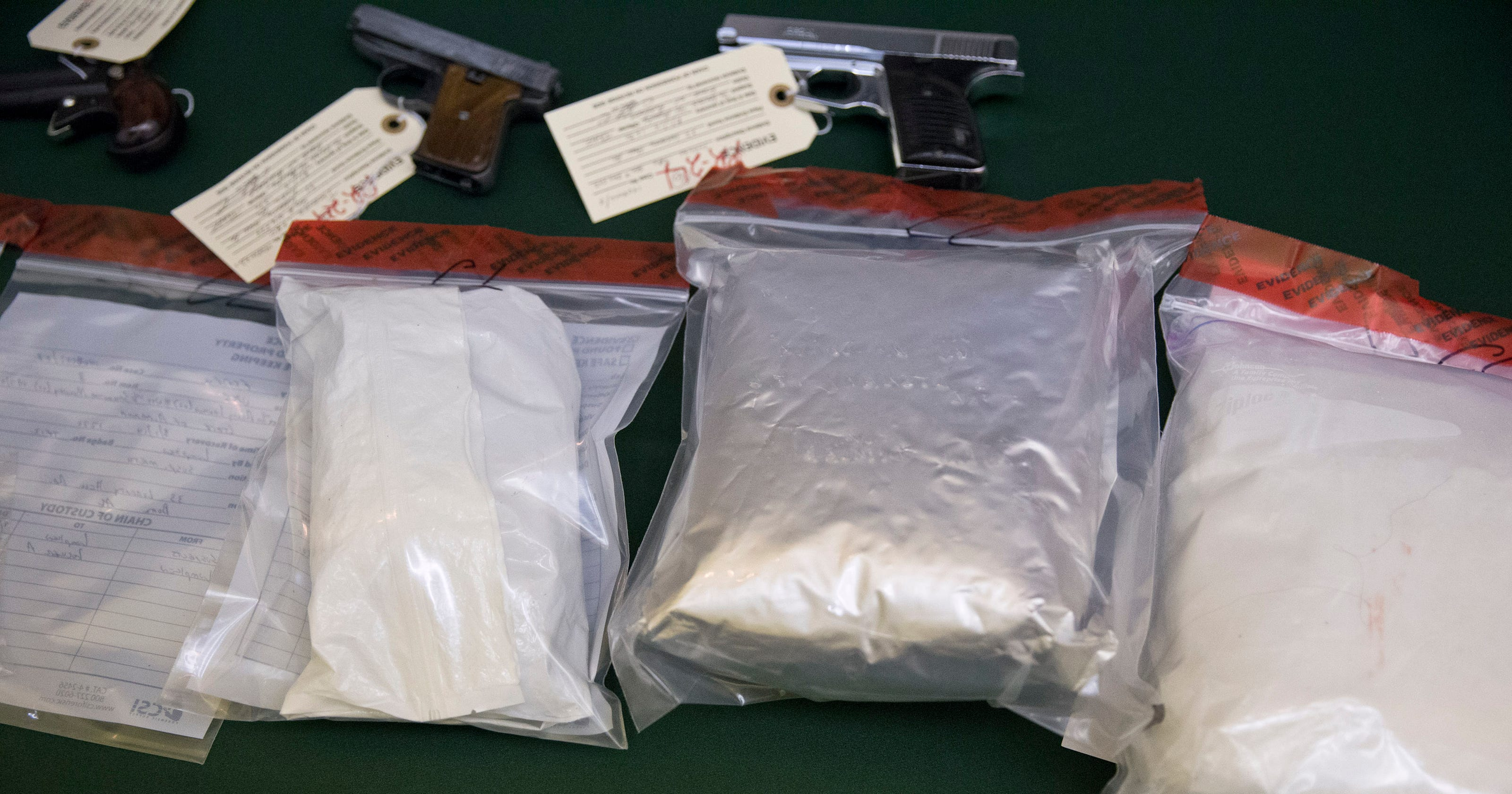 New form of synthetic drug seized in Alabama