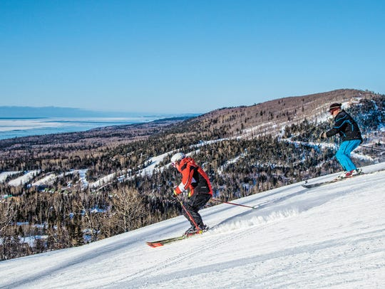 Lutsen ski resort on Minnesota's North Shore plans