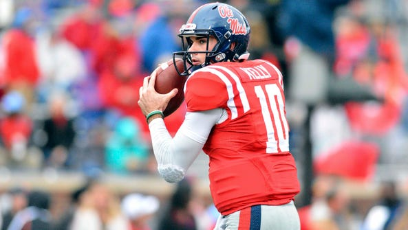 Ole Miss quarterback Chad Kelly could contend for the