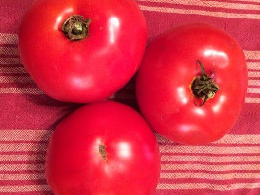 Biltmore tomatoes