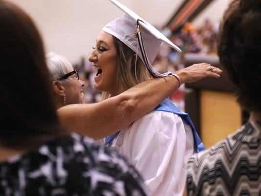 Heath Graduation