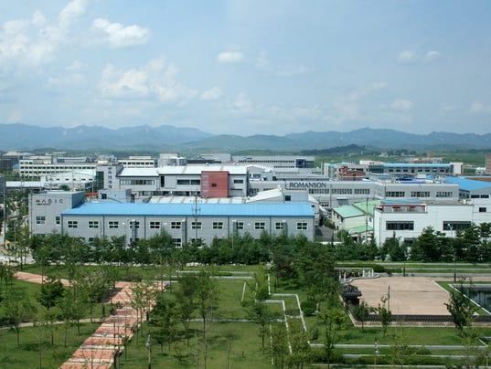 EPA FILE NORTH KOREA SOUTH KOREA TENSIONS KAESONG WAR COMPANY INFORMATION CONFLICTS (GENERAL) KOR