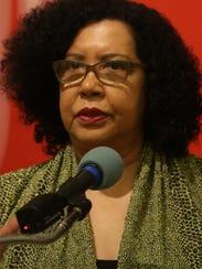Valerie Mercer the Detroit Institute of Art curator
