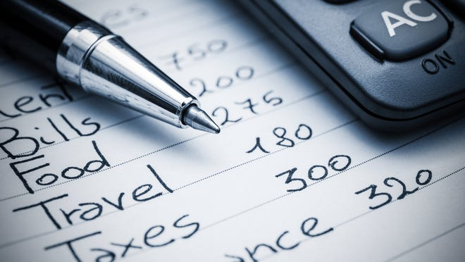 A written, monthly budget is essential when it comes to beating debt and winning with money.