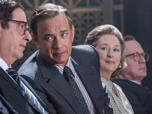 Hanks Streep exclusive
