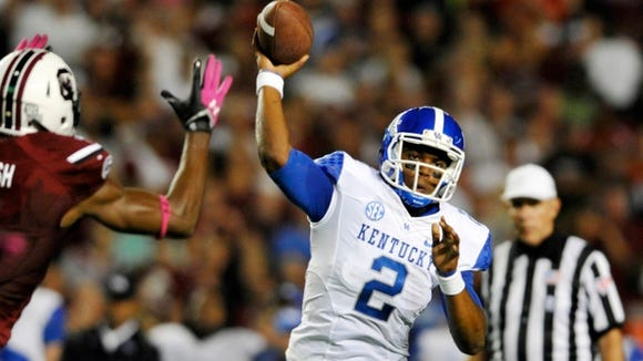 Montgomery native Jalen Whitlow is getting a fresh start at Eastern Illinois after two years at Kentucky.