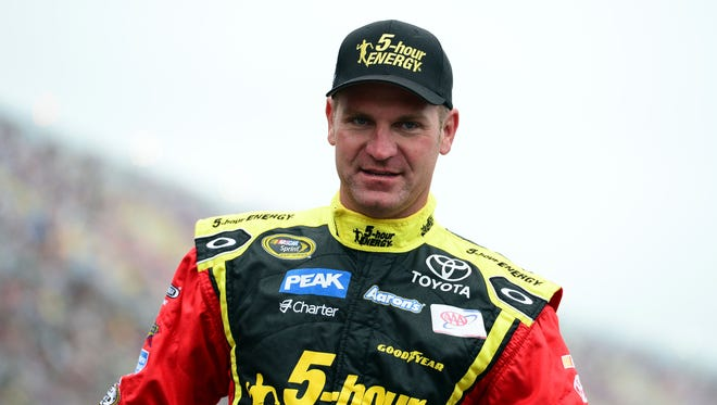 """I've had a lot of great opportunities and have been able to make some hay with them, been able to make a living doing what I love to do,"" says Clint Bowyer."