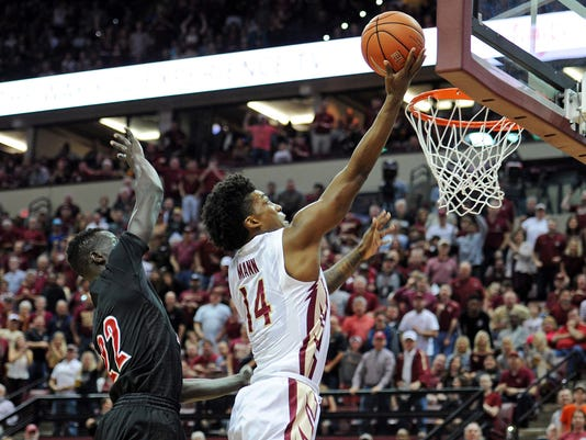 NCAA Basketball: Louisville at Florida State