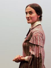 "Casey Maxwell will play Jane Eyre in the WordPlayers production of ""Jane Eyre - A Musical Drama"" at the Bijou Theatre."