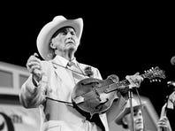 Bill Monroe, 'Father of Bluegrass Music,' dies: The Tennessean, Sept. 10, 1996