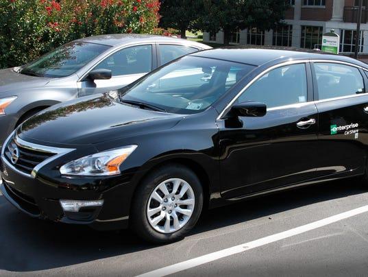 Deal On Enterprise Rental Car
