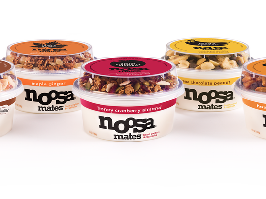 noosa is a yogurt company that specializes in whole