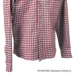 SPONSORED ITEM: What's a better necessity than a basic flannel? Try this one from Blackland Clothing Co.